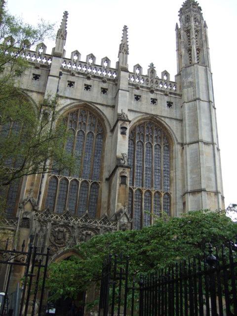 キングスカレッジチャペル(King's college chapel)
