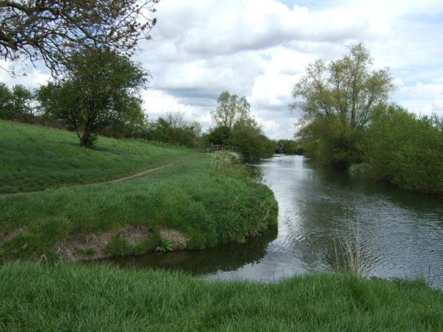 グランチェスターのケム川