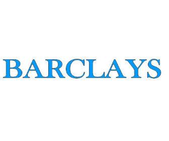 バークレイズ銀行のロゴ(自作)